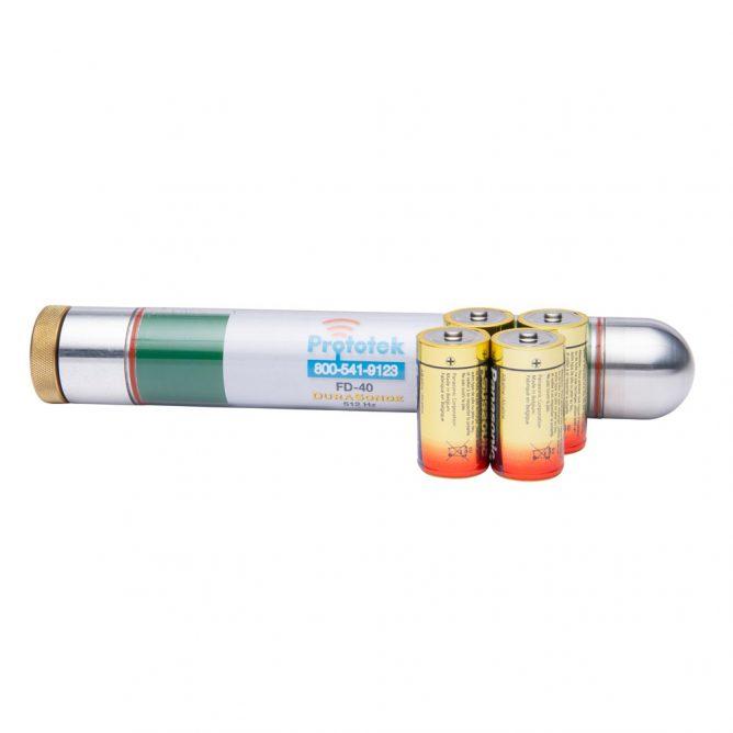 FD-40 | 512 Hertz Durasonde Transmitter - with Batteries