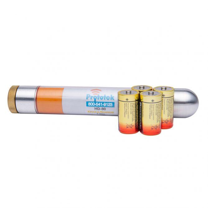 HD-80 | 8 KHz Durasonde Transmitter - with Batteries
