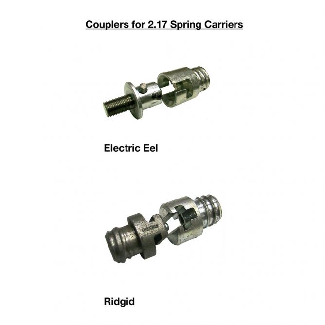 Couplers for 2.17 Spring Carriers