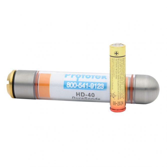 HD-40 | 8 KHz Durasonde Transmitter - with Battery